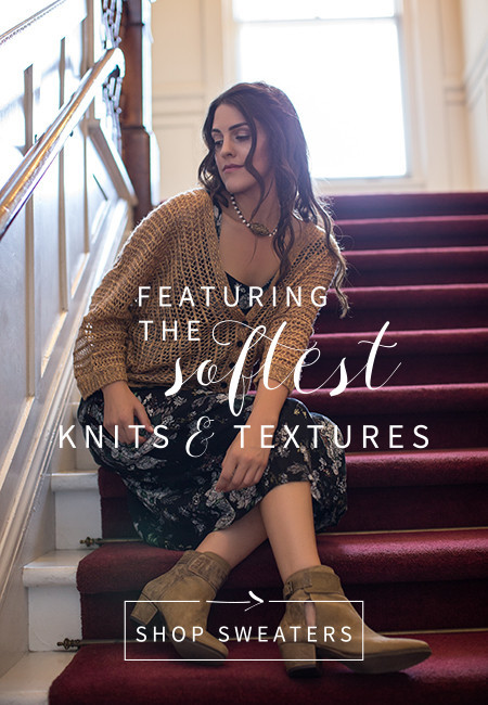 Shop the Softest Knits