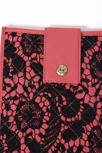 Darling Elodie Coral Ipad Case 2