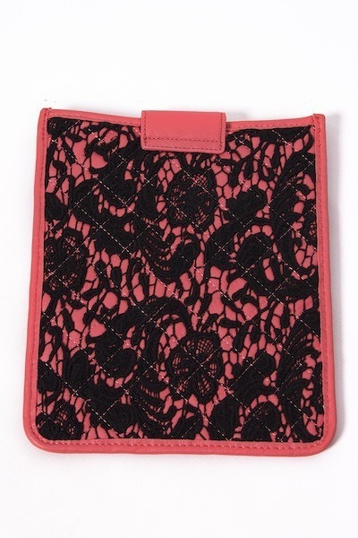 Darling Elodie Coral Ipad Case 3