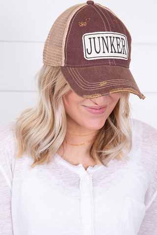Live Happy Co. Junker Hat