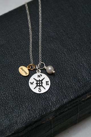 CAL Journey Necklace