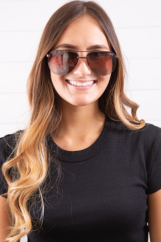 Quay Eyewear Australia The Playa Brown
