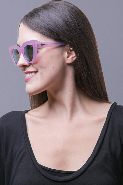 Quay Eyewear Australia Kitti Purple 2