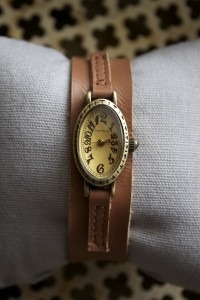 Tempo Brown Watch