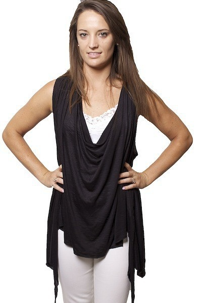 Elan International Whispy Waist Tunic