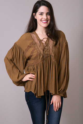 Free People Dont Let Go Top