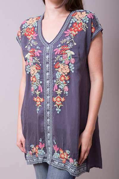 Johnny Was Collection Heidi Tunic 4