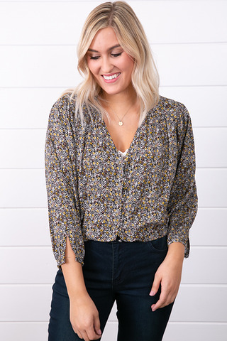 Knot Sisters Bethany Top