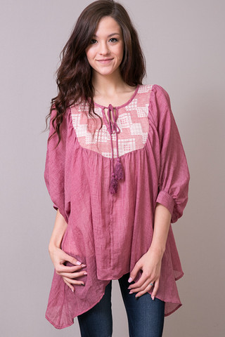 Red Bean Tunic