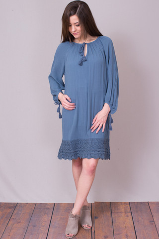 Bluestone Tunic Dress
