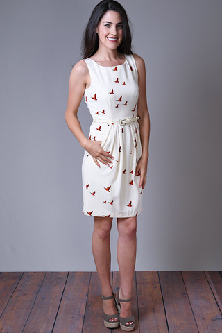 Darling Delphine Dress