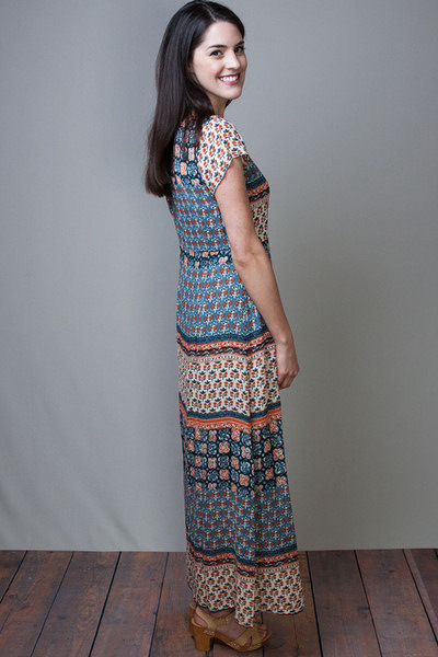 Raga Autumn Meadow Dress 4