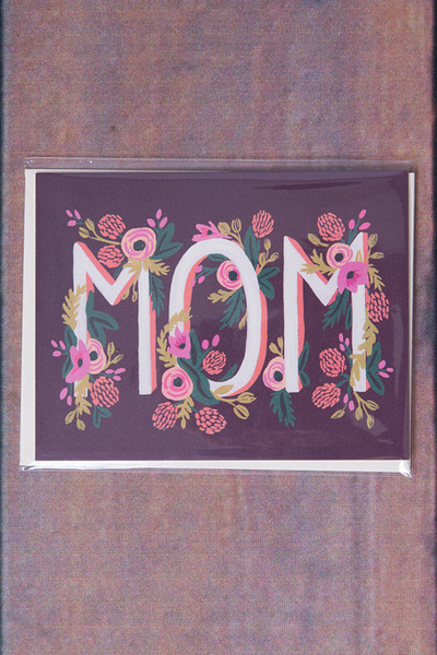 Rifle Paper Co Mom Card
