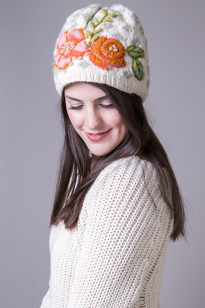 Zoe Hat | Hat | French Knot Designs