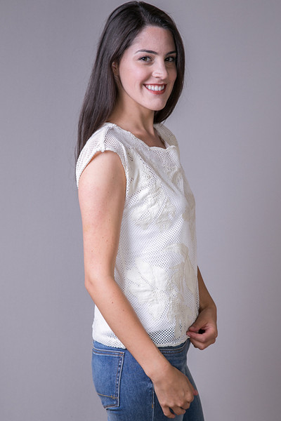 Mystree Tucan Knit Top 4
