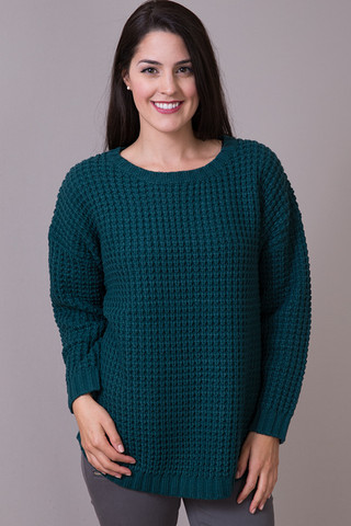 Emerald Purba Sweater