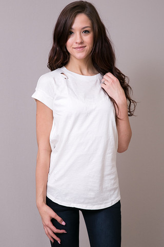 Knot Sisters Maison Tee