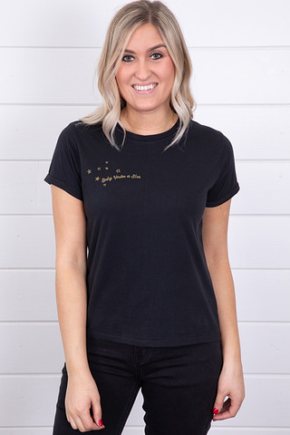 Knot Sisters Star Tee
