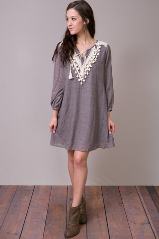 Open Road Tunic