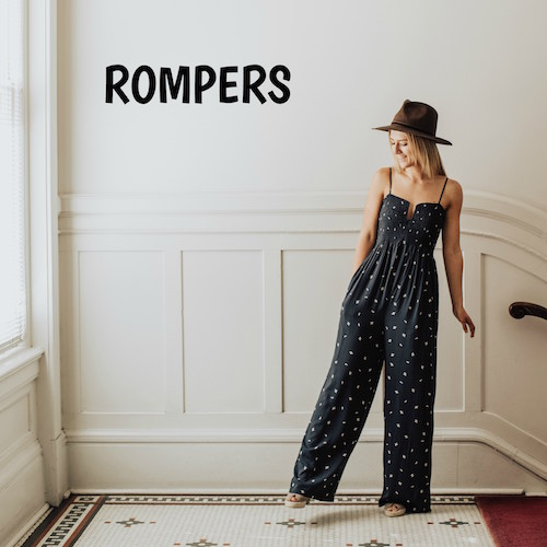 Summer 2018 Rompers