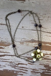 Bewitched Garden Necklace