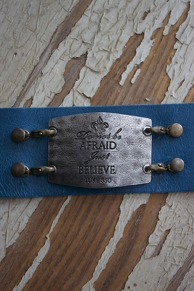 Just Believe Bracelet