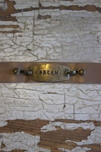 Tan Dream Cuff