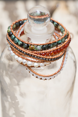 The Lizou Collection Butte Wrap Bracelet