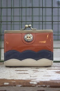 Burnt Orange Whitney Purse
