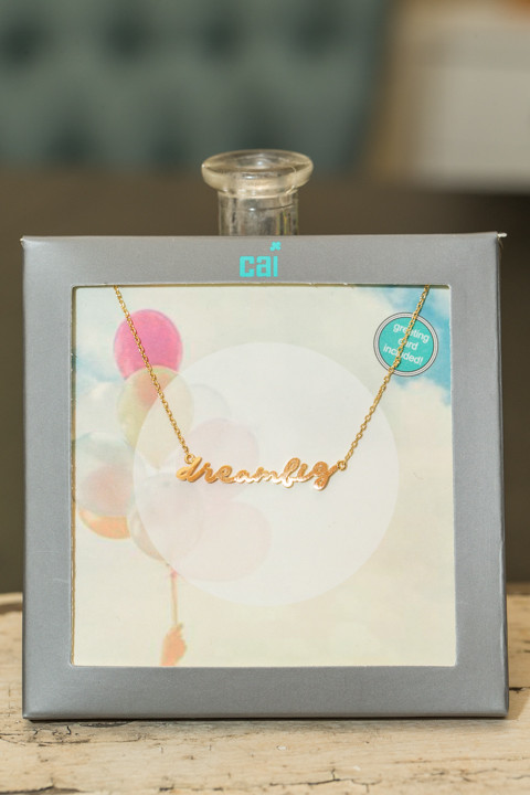 CAI Dream Big Necklace