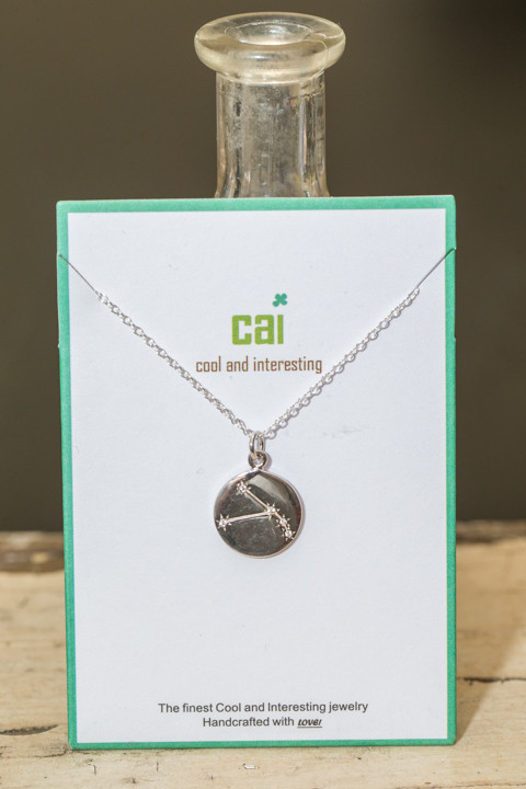CAI Aries Star Necklace