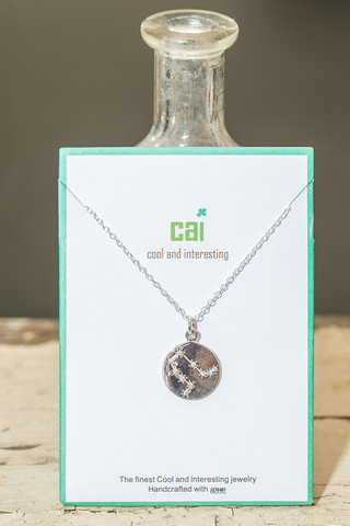 CAI Gemini Star Necklace