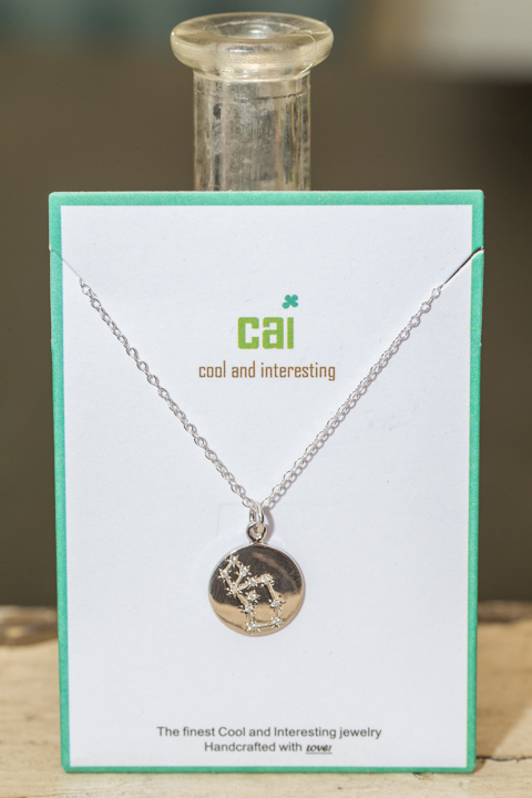 CAI Virgo Star Necklace