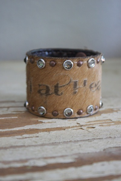 Cowgirl at Heart Cuff