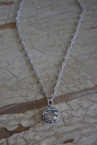 La Vie Parisienne Crystal Drop Necklace