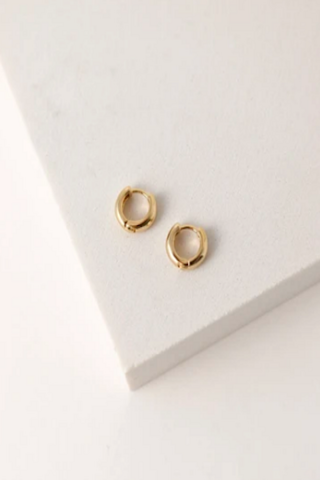 Bea Gold Hoops