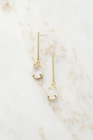 Lovers Tempo Grace Drop Earrings