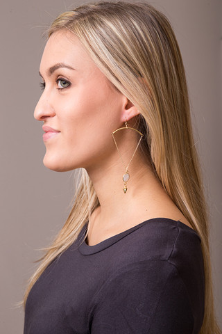 Vanessa Mooney Gianna Earring