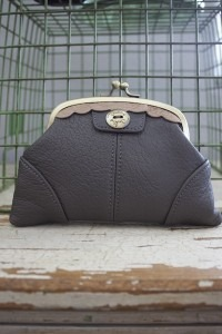 Grey Monica Purse