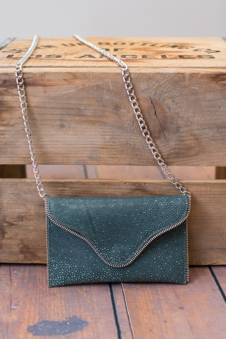 JJ Winters Brooke Crossbody Stingray