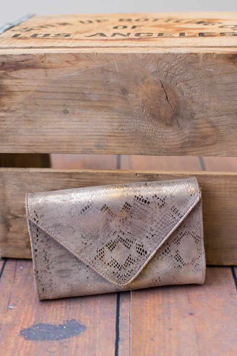 JJ Winters Hilary Medium Clutch