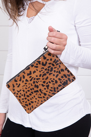 BB Pouch Leopard