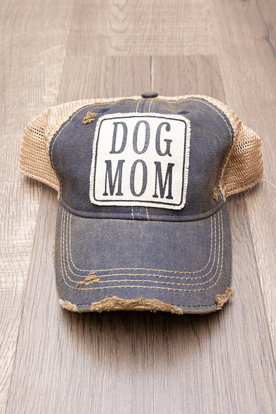 Live Happy Co. Dog Mom Hat 2