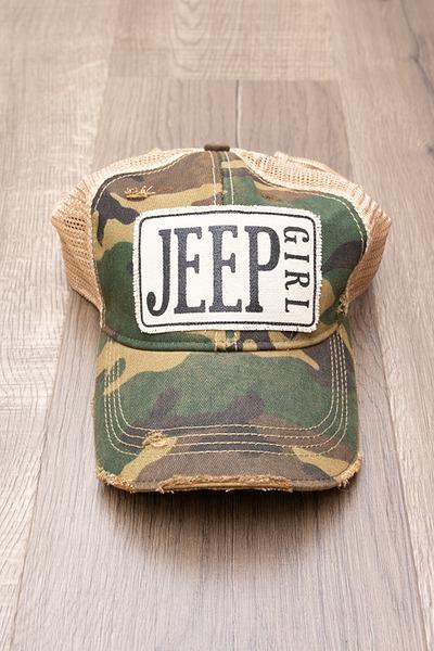 0cc0c127ac0df Jeep Girl Hat 2