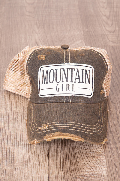 Live Happy Co. Mountain Girl Hat 2