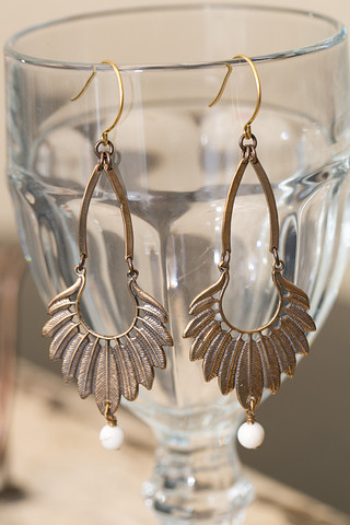 Headdress Earrings