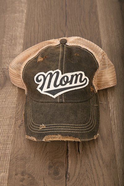 Live Happy Co. Mom Hat 2