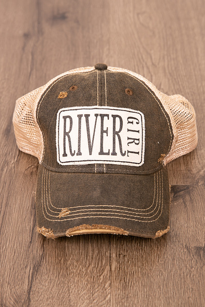 Live Happy Co. River Girl Hat 2