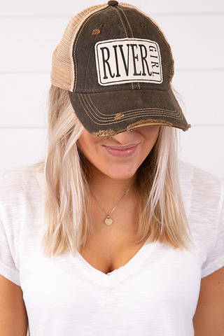 Live Happy Co. River Girl Hat