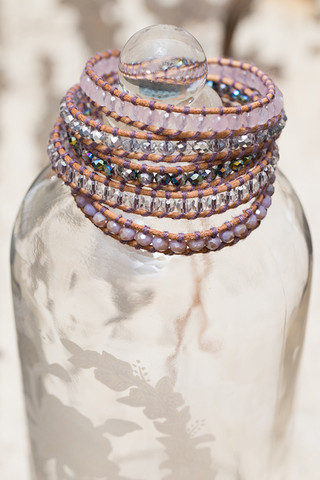 The Lizou Collection Aurora Wrap Bracelet